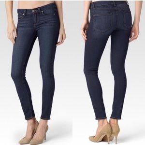 Paige Verdugo Ultra Skinny Jeans size 24